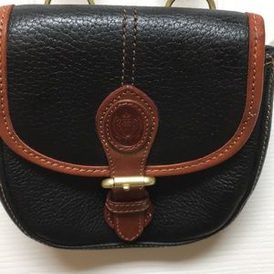 Liz Claiborne genuine leather Crossbody